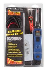 Power Probe 3CSBLU Blue Voltmeter/Electrical Circuit Tester & Diagnostic Tool