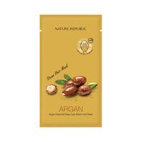 [Nature Republic] Argan Essential Deep Care Steam Hair Mask 30g