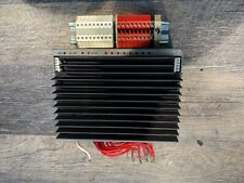 Crestron Clx-1Dim8 Dimmer Module and Clt-1Dim8 Terminal Block