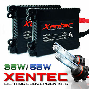 Xentec 35W 55W SLIM Xenon Lights HID Kit for LandRover Discovery RangeRover R2 3