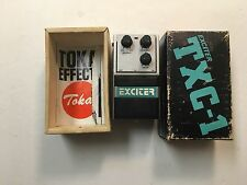 Tokai TXC-1 Exciter Enhancer Rare Vintage Guitar / Bass Effect Pedal MIJ Japan