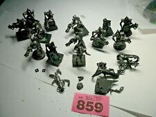 Warhammer 40k Necron Immortals plastic base painted Lot R859