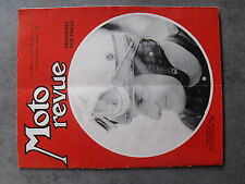 ** Moto Revue n°1679 Le programme Hercules / Programme B.S.A et Ariel /