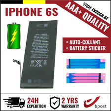 AAA+ REPLACEMENT REMPLACEMENT BATTERY/BATTERIJ/BATTERIE+STICKER FOR IPHONE 6S