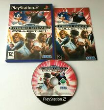 SEGA MEGA DRIVE COLLECTION PLAYSTATION 2 PAL ESPAÑA PS2 MEGADRIVE