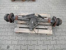 Iveco Daily 65C Differential Hinterachse 9/41 Achse Doppelbereifung 2006-2011