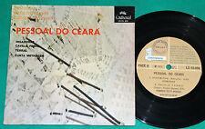 Pessoal do Ceara - S/T BRAZIL RAREST 4 TRACK EP 1973 Ednardo Tom Ze Psych