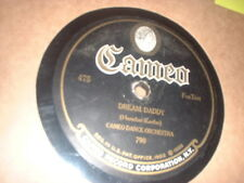 78RPM Cameo 475 Cameo Dance, Dream Daddy, Paul Van Loan, Left All Alone With t V