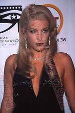 LISA MARIE PRESLEY 35MM SLIDE TRANSPARENCY NEGATIVE PHOTO 1046