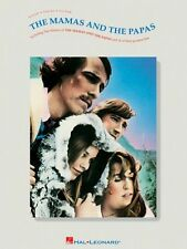 The Mamas and The Papas Sheet Music Piano Vocal Guitar Songbook NEW 000120843