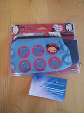 Soft Case Nintendo DS Lite/DSi/Sony psp-3 Pieces Pucca Funny Love Case-NEW