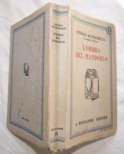 1931 BELTRAMELLI L'OMBRA DEL MANDORLO ANTICLERICALE