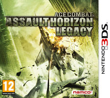 Ace Combat Assault Horizon Legacy Nintendo 3DS IT IMPORT NAMCO