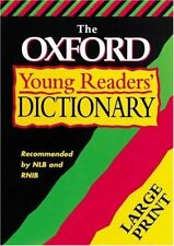 Oxford Young Readers' Dictionary By Oxford