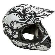 Adult Raider Elite Euphoria Helmet MX, ATV, UTV, Off Road, Dirt Bike DOT