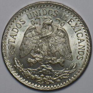 Mexico 1945 50 Centavos Eagle animal 193557 combine shipping