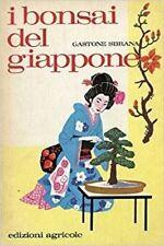 I Bonsai Del Giappone,Gastone. Sbrana  ,Edagricole, Bologna. ,1975