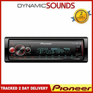 Pioneer MVH-S520DAB Mechless DAB Digital Radio Bluetooth USB Android Car Stereo