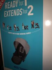 NEW - Graco Uno2Duo Stroller Second Seat, Add on - Hazel Color - new