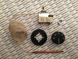 Universal Hot Pressure Washer Steam Cleaner Thermostat 0-150Deg CAEM MOD TU