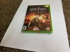 Harry Potter and the Goblet of Fire (Microsoft Xbox, 2005) new sealed
