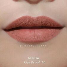 No 6 MeNow KISSPROOF Powdery Matte Soft Lipstick Lip Crayon waterproof Lip Stain
