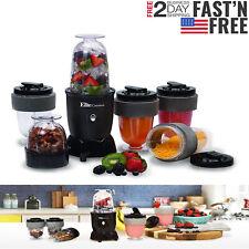 Fresh Nutri Mixer Blender Bullet Pro Food Extractor Magic Juicer Fitness 16 Oz