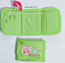 Strawberry Shortcake Tri Fold Kids Wallet