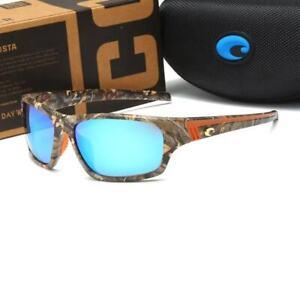 Costa Sunglasses 9022 Camouflage Sport Riding Glasses