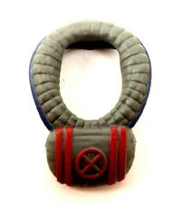 "Marvel Legends CABLE ""X"" NECKLACE Custom Parts Deadpool Sasquatch BAF Wave"