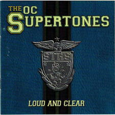 The O.C. SUPERTONES - Loud and Clear (CD 2000)