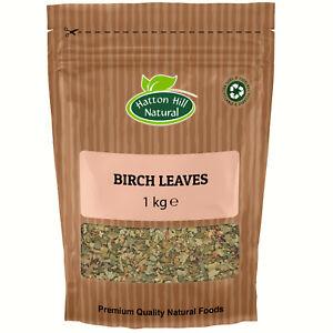 Birch Leaves Herbal Loose Tea