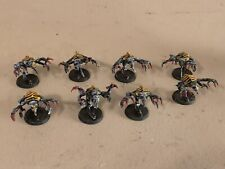 SPRING SALE! Warhammer 40k Lot 20 AWESOME PAINTED TYRANIDS GENESTEALERS