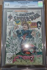 Amazing Spider-Man #315 (1989) CGC 9.8 WHITE Pages - Todd McFarlane Cover & Art