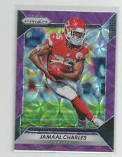 2016  Prizm  JAMAAL CHARLES   Purple Scope Prizm  42/99