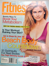 Fitness Magazine Beach Body Countdown Kathy Ireland May 1997 081017nonrh