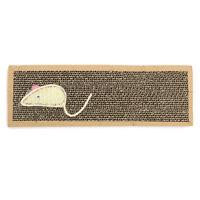 Cat Kitten Scratch Board Pad Corrugated Scratcher Soft Bed Mat Claws Care T A7U1