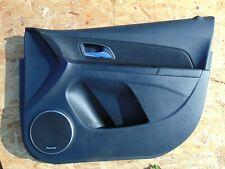 11 12 13 14 15 Chevy Cruze Front Right Passenger Door Panel Black Pioneer
