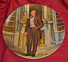 """Knowles Plate in The Gone with the Wind Collection """"Rhett Butler"""" Mint Condition"""