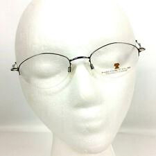 Neostyle Office 681 357 Half Rim Eyeglass Frames Gunmetal Gray 50 20 135 Germany