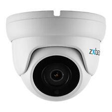 Zxtech Mega Value 5MP 2.8mm Audio Support Night Vision PoE SD Slot CCTV Camera