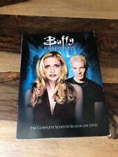 """BUFFY THE VAMPIRE SLAYER"" THE COMPLETE SEVENTH SEASON ON DVD"