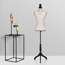 Adjustable Tripod Female Mannequin Torso Stand Clothing Display For Store Us