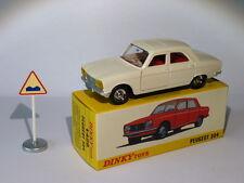 Peugeot 304 sedan - ref 1428 au 1/43 dinky toys atlas