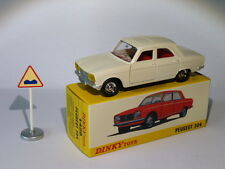 Peugeot 304 berline - ref 1428 au 1/43 de dinky toys atlas