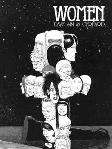 Dave Sim's Cerebus Volume 8 Women TPB Softcover Graphic Novel
