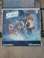 Laserdisc Star Wars The Empire Strikes Back Extended Play Edition