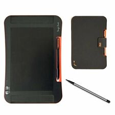 Boogie Board Sync 9.7-Inch LCD eWriter in Black and Orange with Case and Stylus