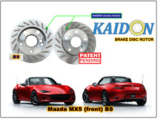 "Mazda MX5 disc rotor KAIDON (front) type ""BS"" spec"