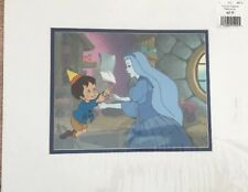 Pinocchio And The Emperor Night Hand Painted Animation Cel